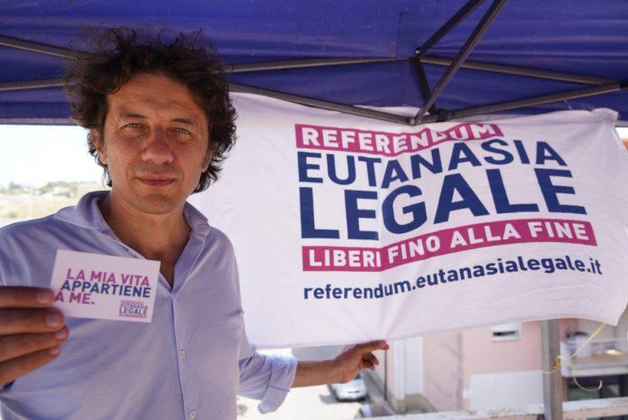 Marco Cappato campagna referendum